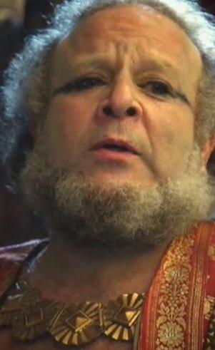 Bera (Charles Pharaventi): Como Rei de Sodoma, tem em seu povo verdadeiros aliados por governar sua cidade sob o lema de que tudo é permitido. Mas vê sua realidade mudar quando a guerra bate à sua porta e ele aprende que se colhe aquilo que se planta.