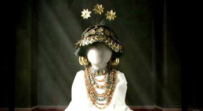 O conceito de joia na Mesopotâmia servia para adornar tanto humanos como estátuas