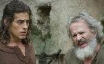 Porém sob o olhar de Lúcifer (Igor Rickli), Cam (Vinícius Redd) é convencido pela sedutora Tali (Clara Niin), a aproveitar os prazeres da cidade de Enoque antes de partirem na arca