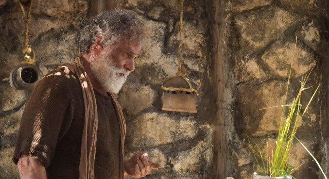 O Senhor avisa que este é sinal da aliança Dele com Noé e a humanidade
