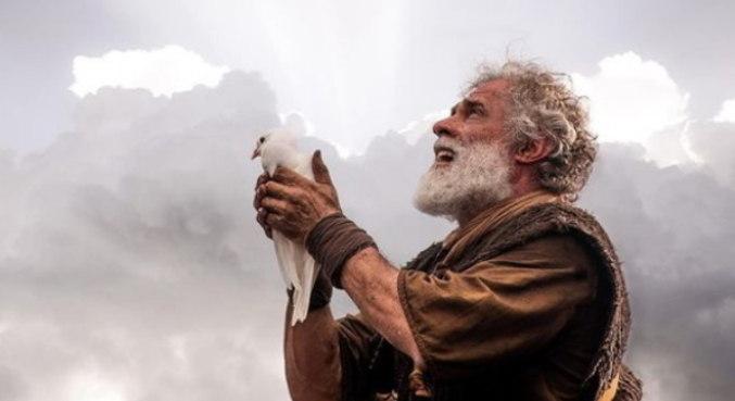 Noé era o único homem justo na época