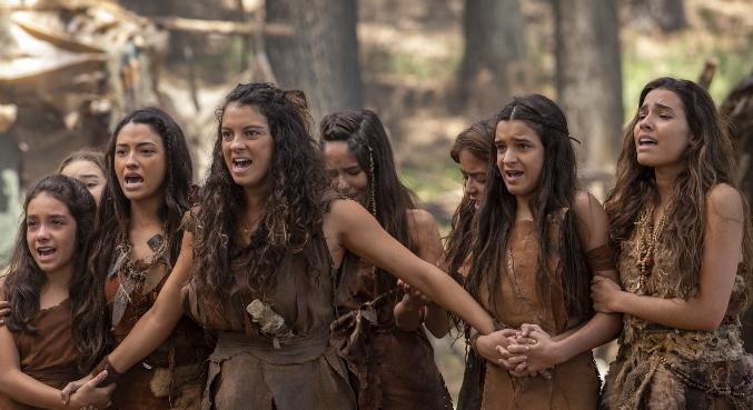 Ana Terra viverá Renah, a primeira filha mulher de Adão e Eva