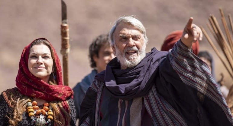 Abraão fez longa viagem até chegar na Terra Prometida