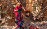 No capítulo deGênesisdesta quinta-feira (1º), a caravana de Terá (Julio Braga) sai em direção a Canaã; veja outros destaques!