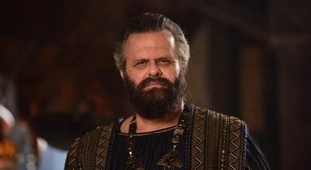 Leonardo Franco interpreta rei Abimeleque