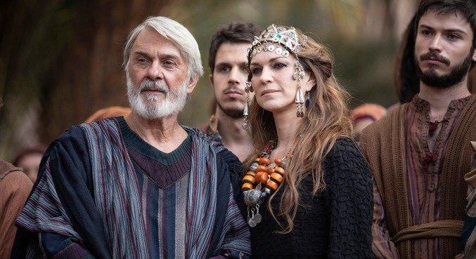 Quinta fase da novela Gênesis estreia no dia 29 de março