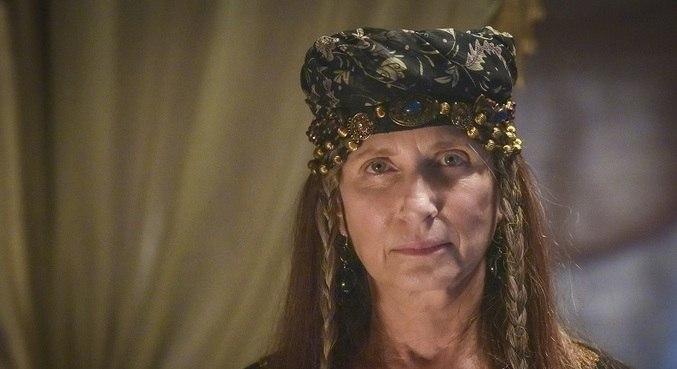 Martha Mellinger voltou às novelas como Rebeca
