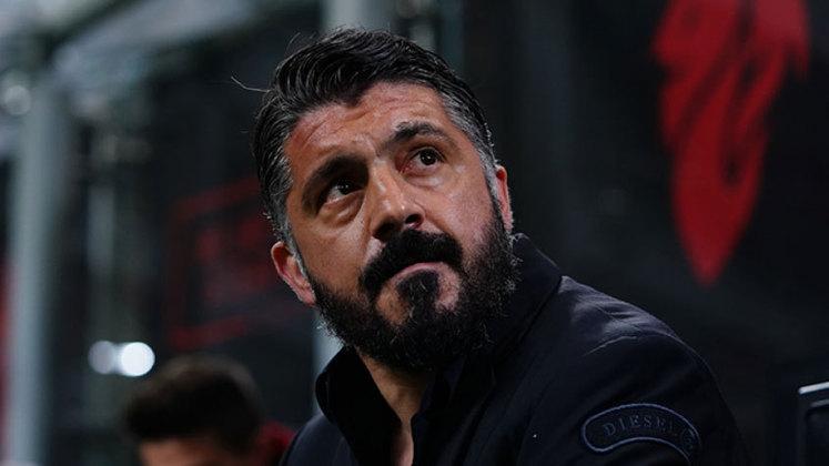 Gennaro Gattuso (Itália) - 43 anos - Último clube: Napoli - Desempregado desde junho de 2021 - Ex-atleta, começou a carreira como jogador-treinador no Sion, da Suíça, em 2013. Sua campanha de maior destaque foi no Napoli, clube pelo qual conquistou a Copa da Itália de 2020.