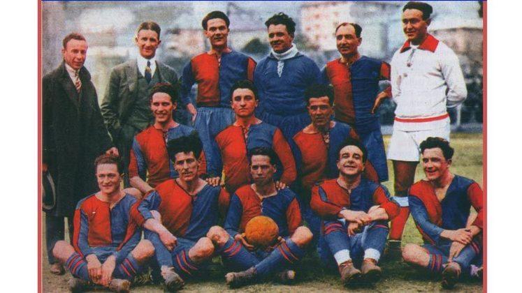 GENOA - Conquistou nove títulos italianos em sua história, mas o mais recente foi na temporada 1923-24. Sua sequência de títulos - 1898, 1899, 1900, 1902, 1903, 1904, 1914-15, 1922-23, 1923-24.