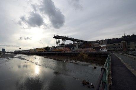 Itália prende responsáveis por ponte que caiu