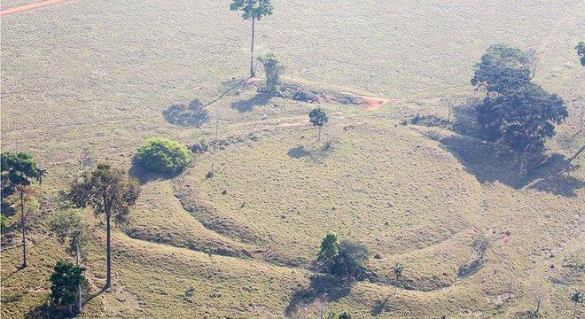 Conselho do Iphan decidiu tombar, ou seja, proteger por lei, geoglifo no Acre