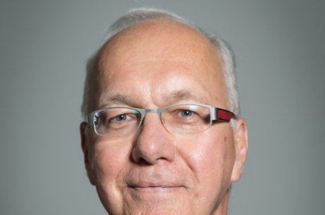 O embaixador da Alemanhã no Brasil, Georg Witschel