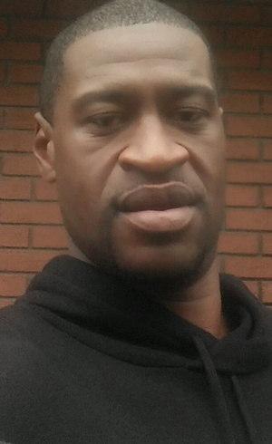 Foto de perfil da página de George Floyd no Facebook. Floyd foi assassinado por policiais em Minneapolis
