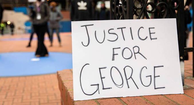 Três jurados para julgamento de George Floyd são escolhidos