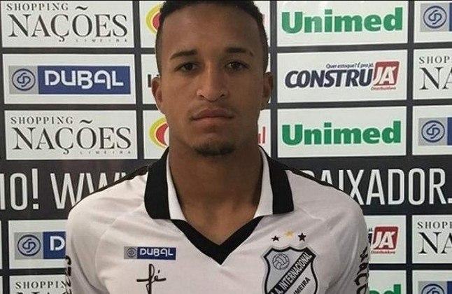 Geovane: emprestado pelo Athletico-PR, o volante tem contrato com a Inter de Limeira até o dia 30 de abril. Ele tem 25 desarmes certos e é o sexto no ranking neste quesito, segundo dados do Footstats.