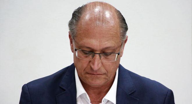 PSDB afirmou que tem total confiança sobre inocência de Geraldo Alckmin
