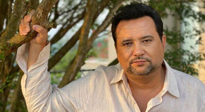 'As pessoas precisam ser tocadas, alimentadas de coisas boas', disse Geraldo Luís