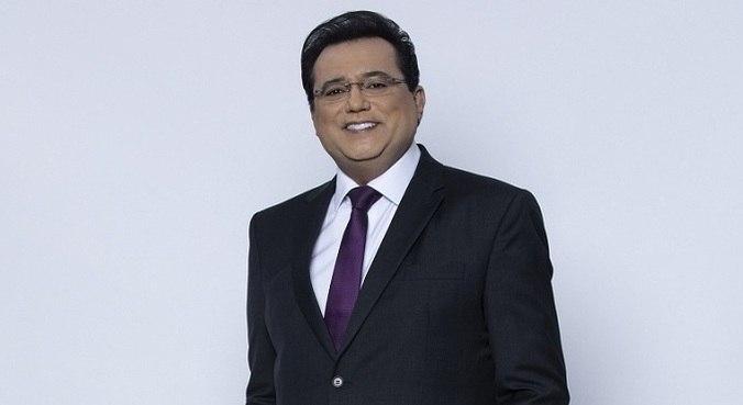 Geraldo Luis estreia no comando de 'A Noite é Nossa' no próximo dia 20 de janeiro