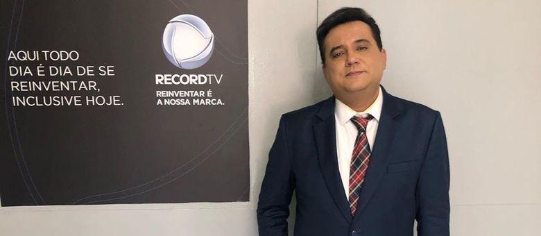 Novo programa do Geraldo Luís começa a ser pensado na Record