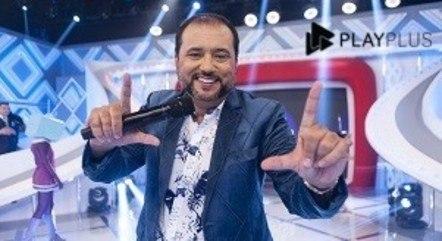 """Geraldo Luís, apresentador do """"A Noite é Nossa"""""""