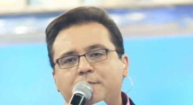 Geraldo Luís. Foto: Divulgação/Record TV