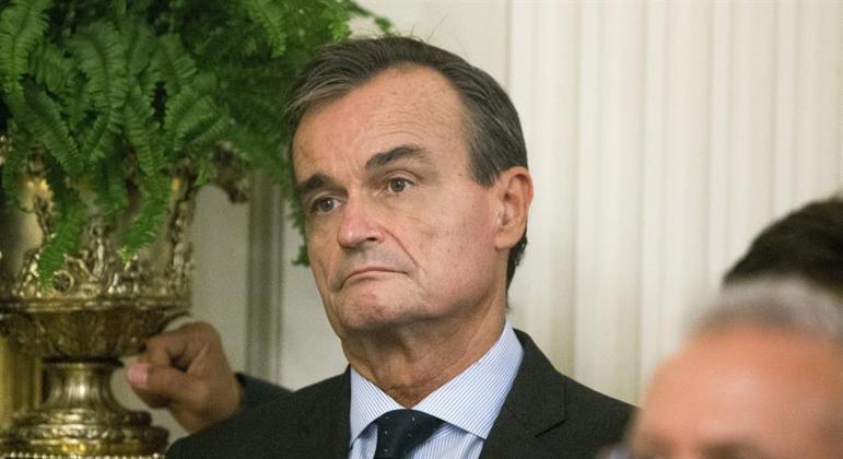 Gérard Araud foi embaixador da França em Washingto e consultor da NSO