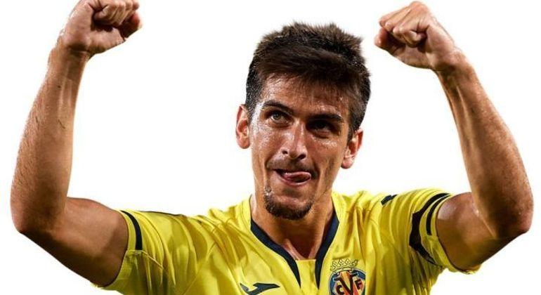 Gerard Moreno, do Villarreal