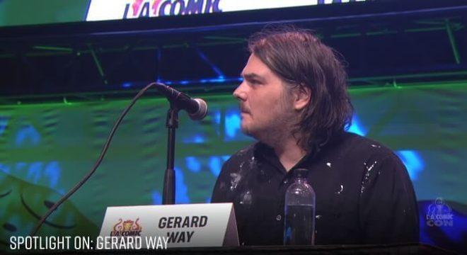 "Gerard Way diz que My Chemical Romance foi ""terapia"" para superar 11 de Setembro"