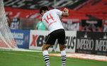 Germán Cano, atacante de 33 anos, atualmente no Vasco, é um dos principais jogadores do Cruzmaltino. O argentino foi o artilheiro do clube carioca no ano de 2020, com 23 gols marcados na temporada