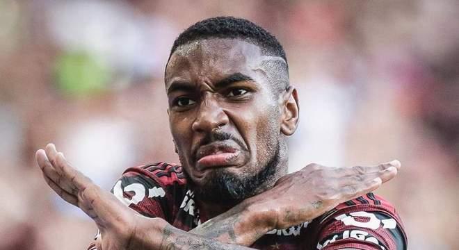 Gerson. Nada de 15 milhões de euros. Flamengo quer 75 milhões de euros