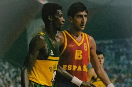 Gerson jogou na seleção no ouro do Pan 1987