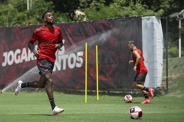 Gerson e Everton Ribeiro