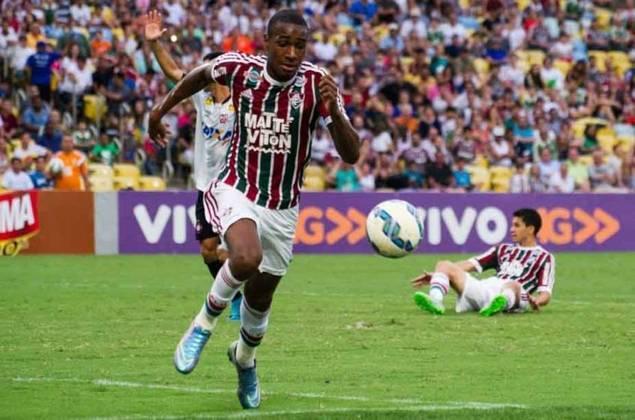 Gerson: seguindo os passos dos companheiros, também iniciou a sua trajetória no Fluminense e após uma primeira passagem frustrada pela Europa, foi contratado pelo clube da Gávea e conquistou quase tudo que podia no Rubro-negro.