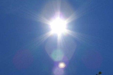 No interior da Bahia, a cidade de Cipó registrou a temperatura de 38ºC,