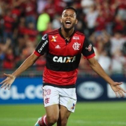 Geuvânio, que teve passagens por Santos, Flamengo e Atlético-MG, está sem clube desde que deixou o Athletico-PR, em fevereiro de 2021