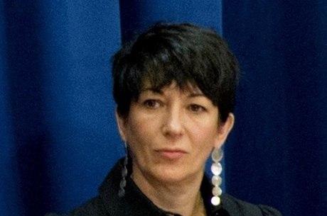 Ghislaine Maxwell foi presa pelo FBI