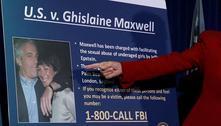 Socialite parceira de Epstein é acusada de aliciamento de menores