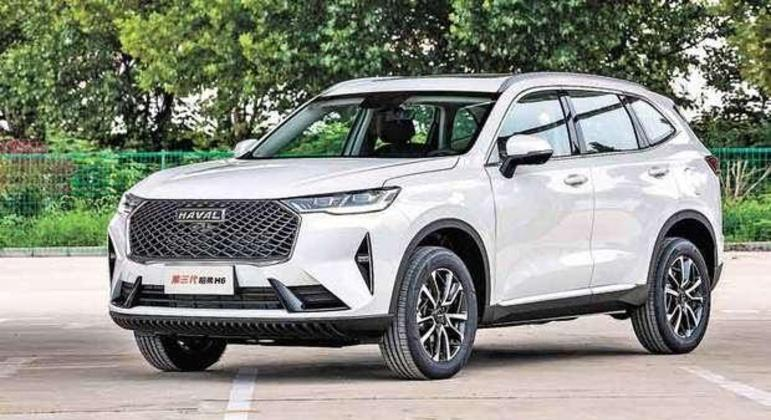 No Brasil a empresa deve fabricar SUVs e uma pick-up