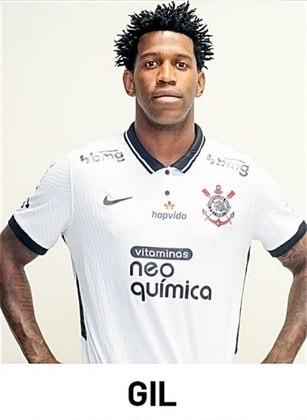 Gil - está em sua segunda passagem pelo clube (2013 a 2016 e 2019 até hoje) - 299 jogos