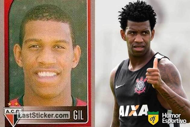 Gil jogou pelo Atlético-GO em 2009. Inicia o Brasileirão 2020 com 33 anos e jogando pelo Corinthians