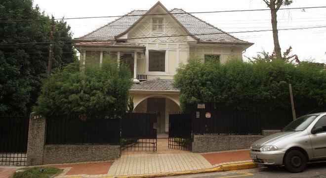 Casa da família Rugai, em Perdizes, na zona oeste de São Paulo, local do crime