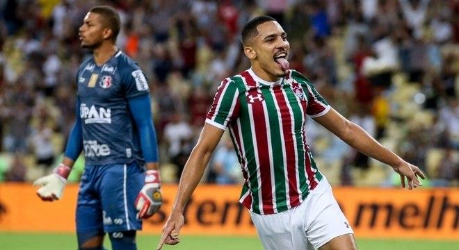 Gilberto foi o melhor lateral direito do Carioca. É um ótimo jogador