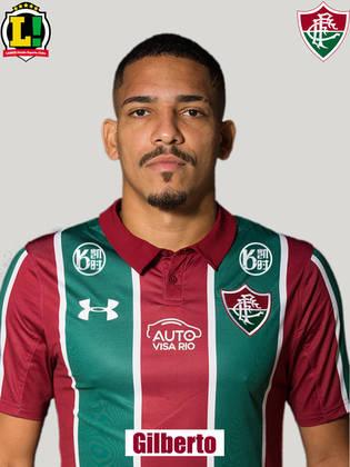 Gilberto - 4,0 - Perdido em campo, errou passe que por pouco não originou terceiro do Volta Redonda, em contra-ataque, quando Pedrinho isolou.