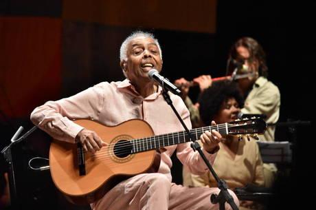 Gilberto Gil é o convidado de honra do festival