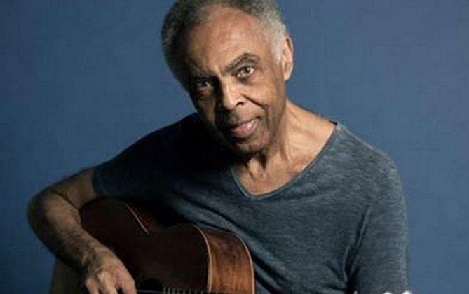 Gilberto Gil - Nascido em Salvador, Bahia - Time que torce: Bahia