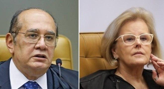 Gilmar Mendes absolve ré por furto e Rosa Weber condena homem por furto