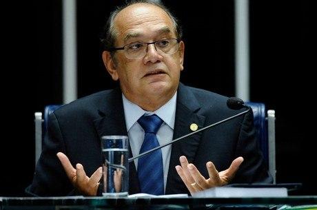 Decisão de Gilmar vai contra determinação da PGR
