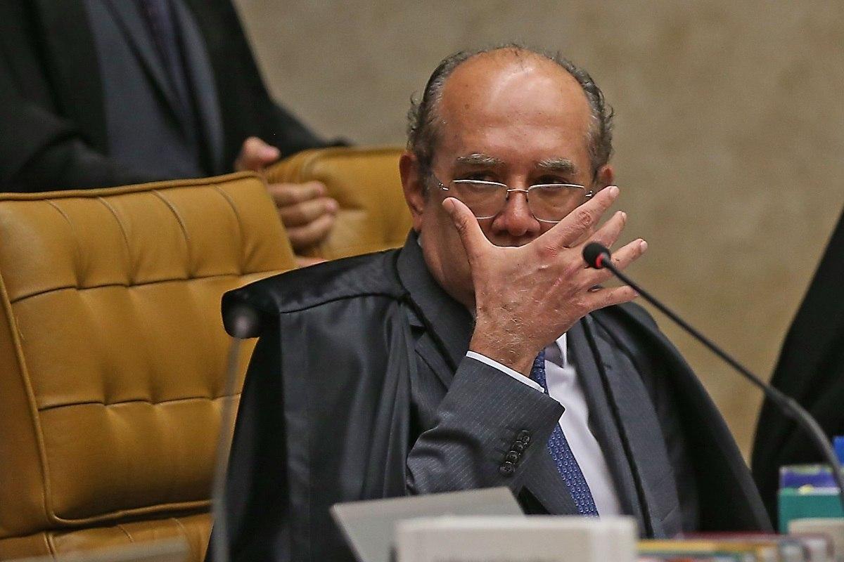 Gilmar Mendes critica Sergio Moro: