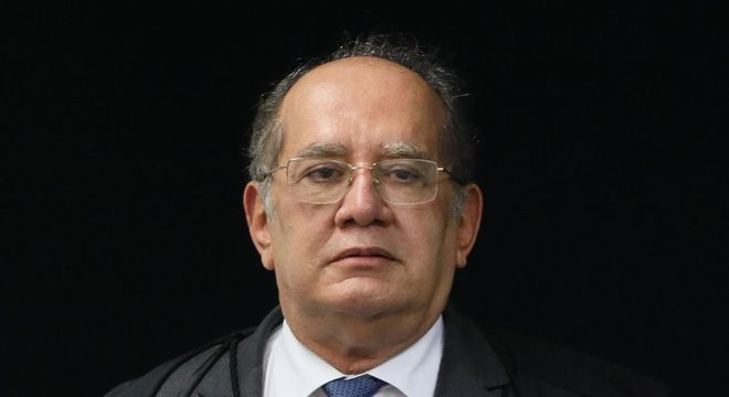 O ministro Gilmar Mendes, do Supremo Tribunal Federal