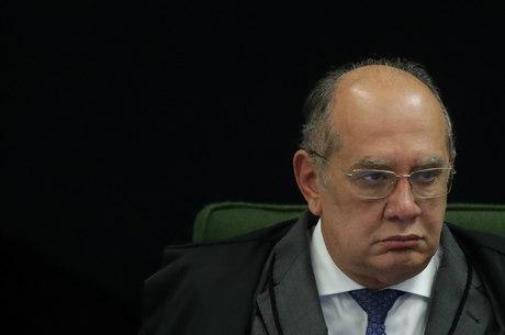 O ministro Gilmar Mendes, do Supremo Tribunal Federal (STF)
